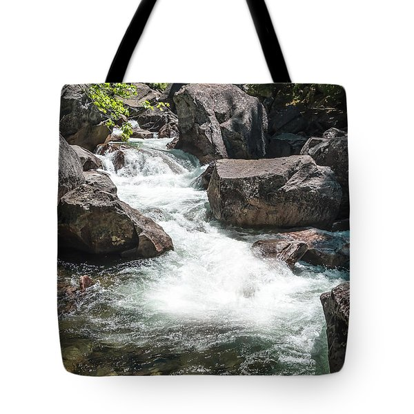 Tote Bag featuring the photograph Easy Waters- by JD Mims