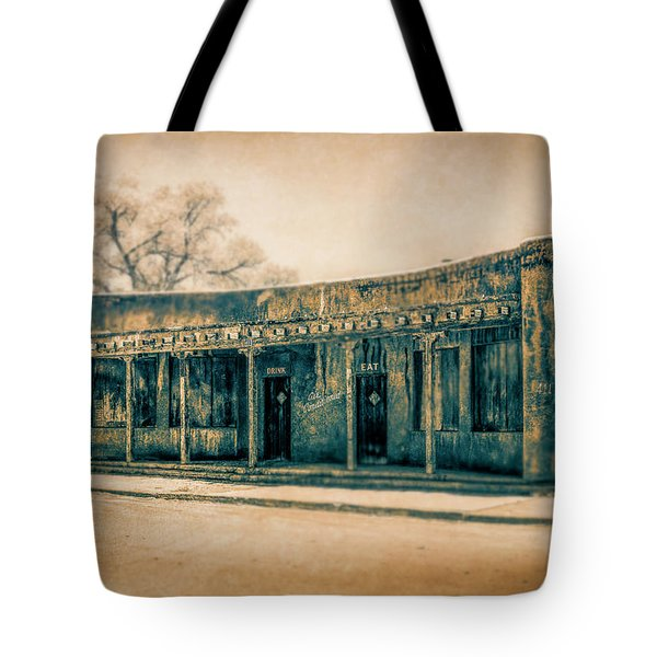 Eat And Drink Tote Bag