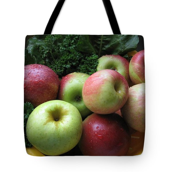 Eat Healthy Stay Healthy Tote Bag