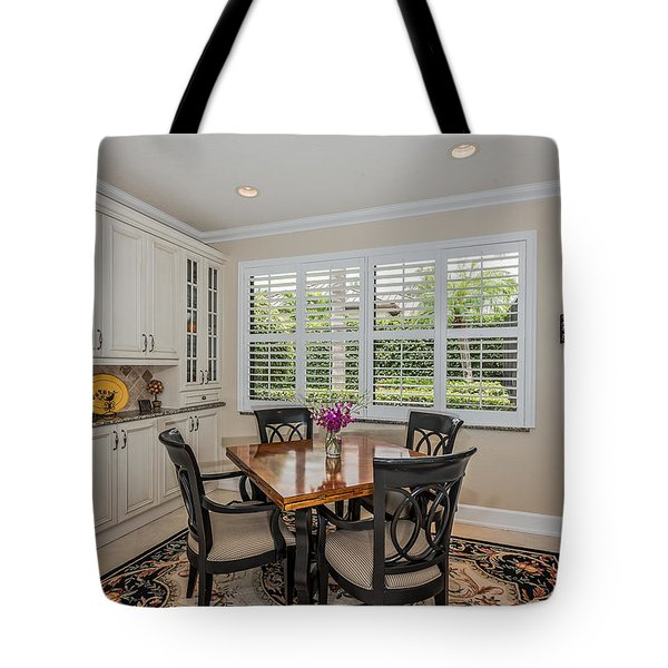 Eat In Kitchen Tote Bag