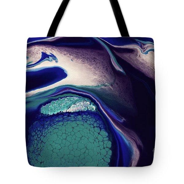 Eat The Fish Tote Bag