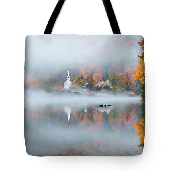 Eaton, Nh Tote Bag