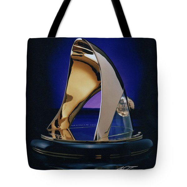 Eaton Quality Award Sculpture  Tote Bag