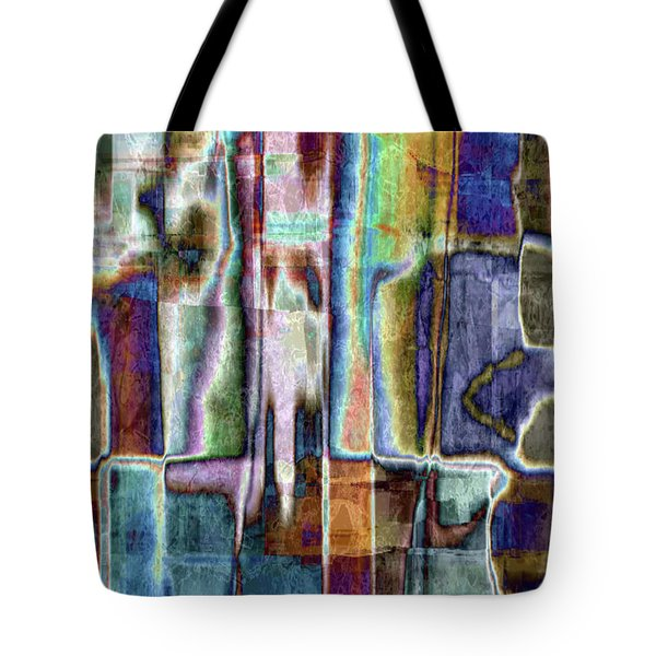 Eccentric Spirit Tote Bag