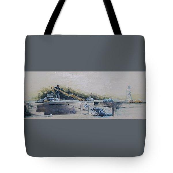 Echelon Tote Bag