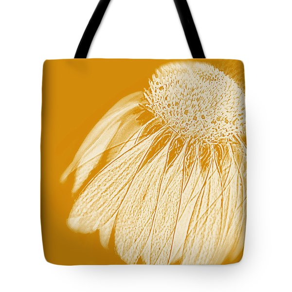 Echinacea Tote Bag by Linde Townsend