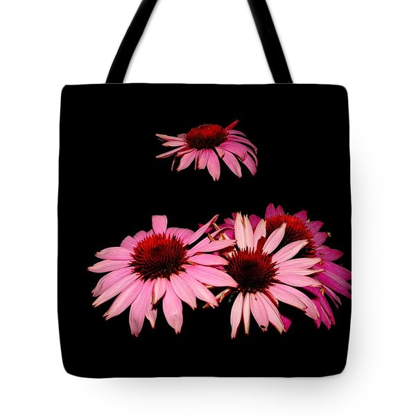 Echinacea Pop Tote Bag