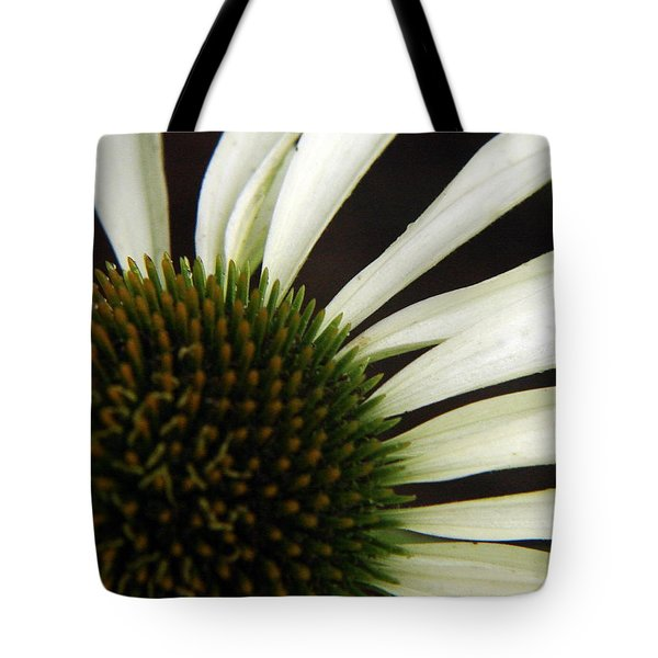 Echinacea Tote Bag by Priscilla Richardson