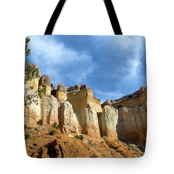 Echo Amphitheater Hike Tote Bag