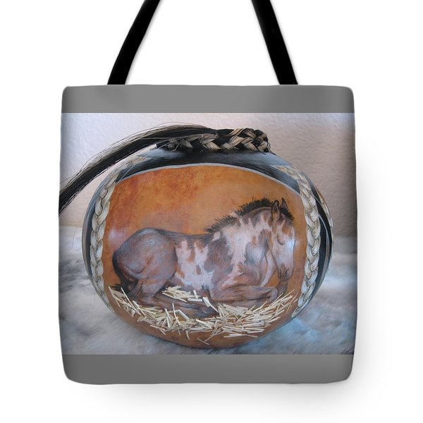 Echo Tote Bag by Barbara Prestridge