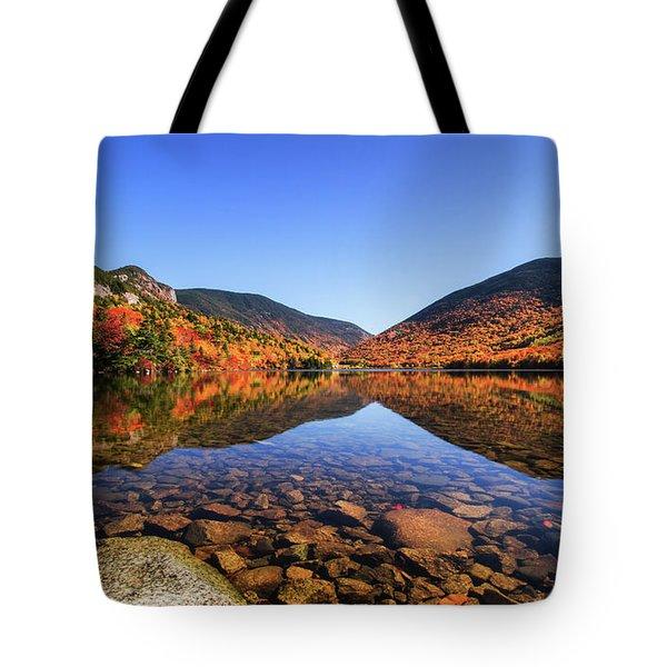 Echo Lake Tote Bag