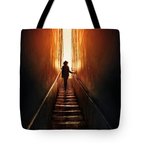Echoes In The Dark Tote Bag