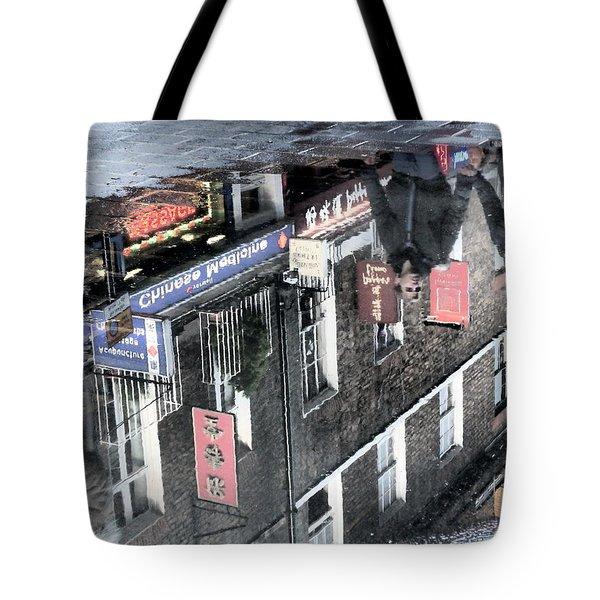 Echoes Of China Tote Bag