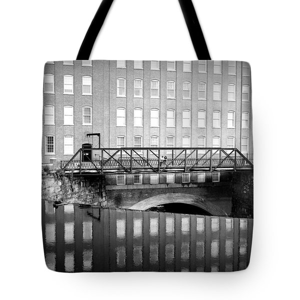 Echoes Of Mills Past Tote Bag