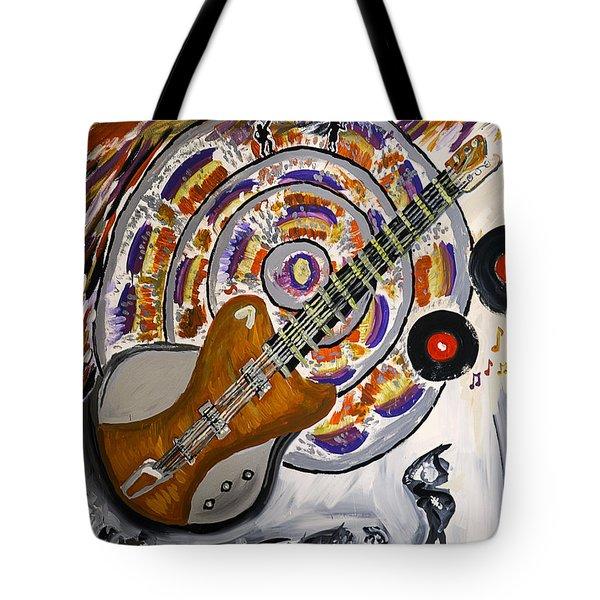 Echos  Tote Bag