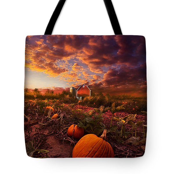 Echos You Can See Tote Bag by Phil Koch