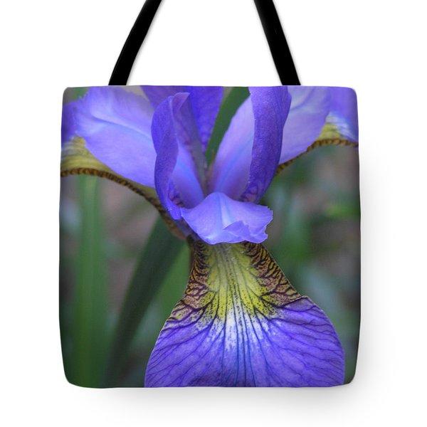 Ec Iris Tote Bag