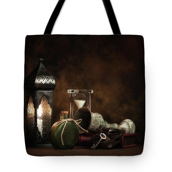 Eclectic Ensemble Tote Bag