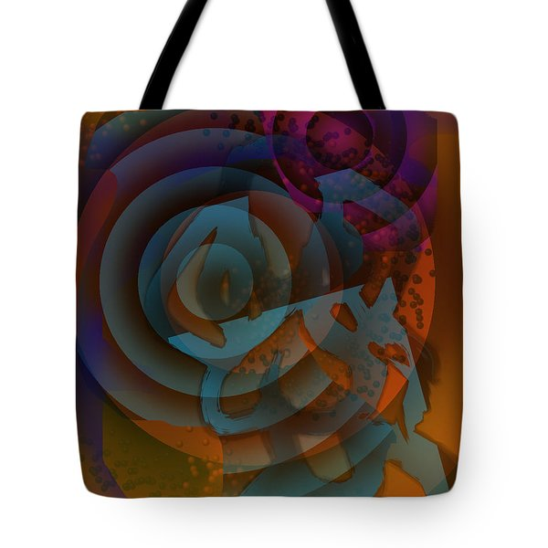 Eclectic Soul Zone Tote Bag
