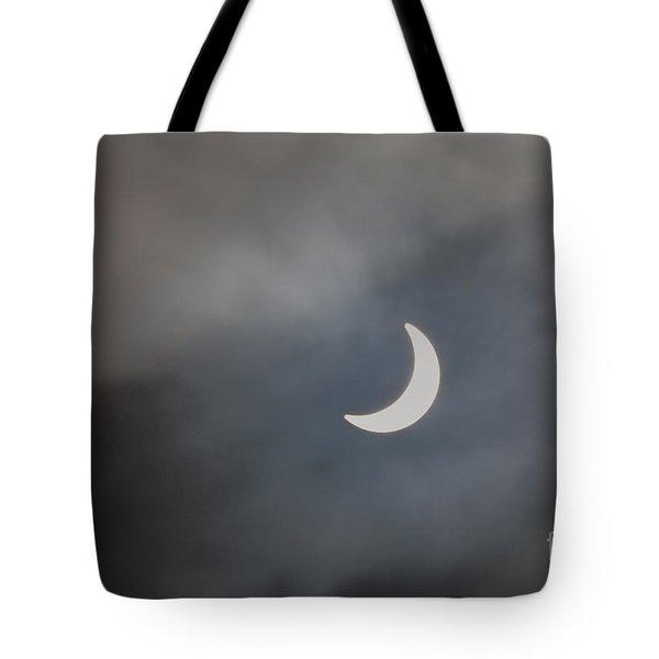 Eclipse 2015 - 2 Tote Bag