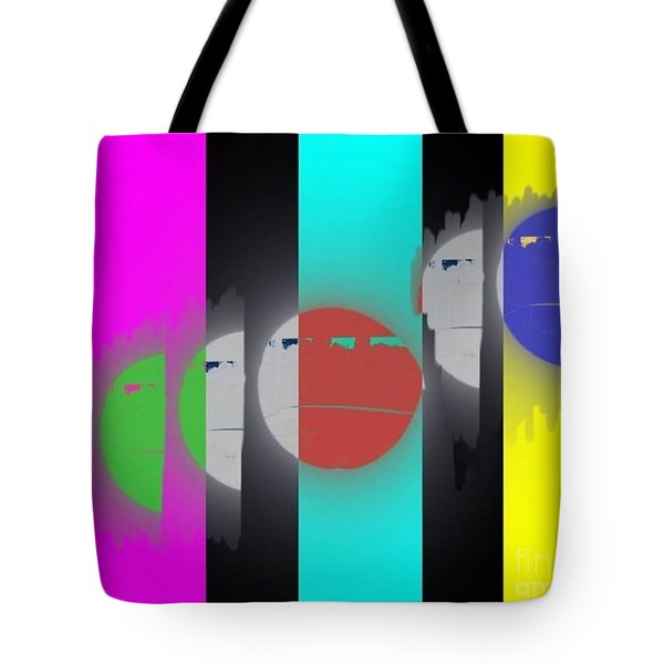 Eclipse Of Love Tote Bag