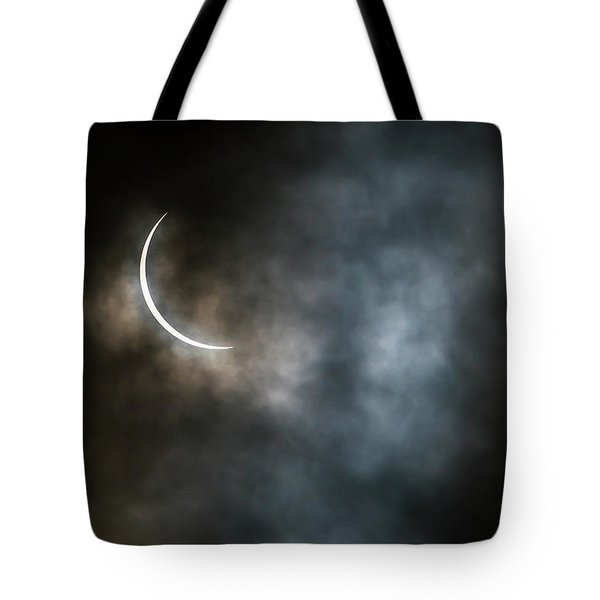 Eclipsed Crescent IIi Tote Bag