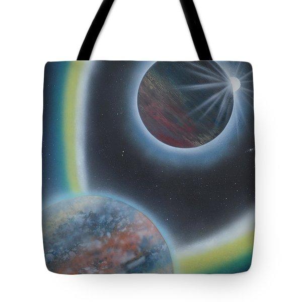 Eclipsing Tote Bag
