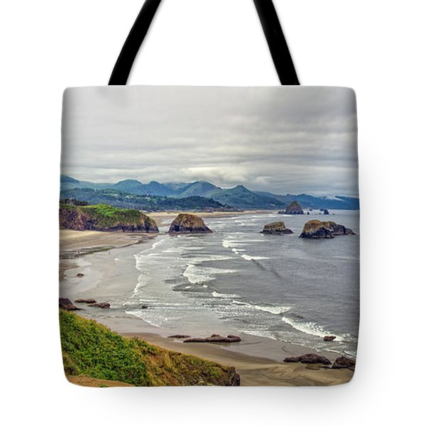 Ecola State Park, Or Tote Bag