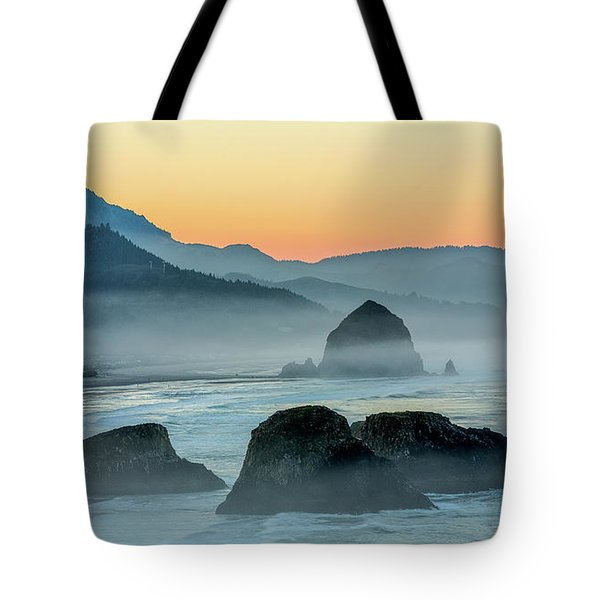Ecola State Park  Tote Bag