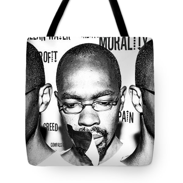Ecological Identity Tote Bag