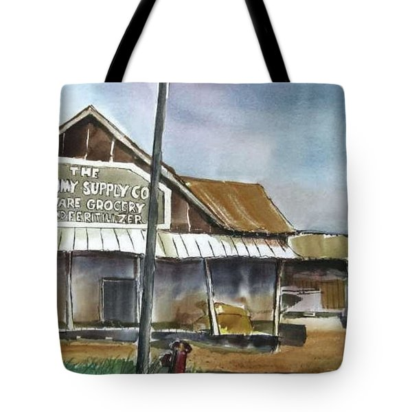 Economy Supply Tote Bag