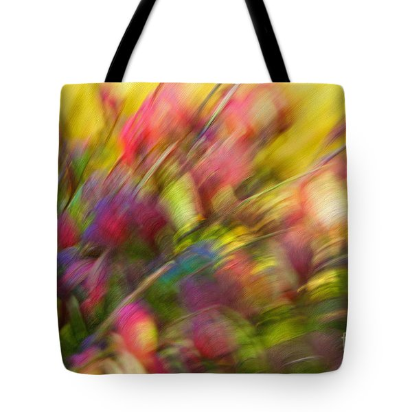Ecstasy Tote Bag by Michelle Twohig