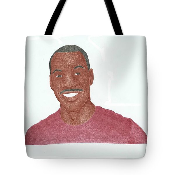 Eddie Murphy Tote Bag