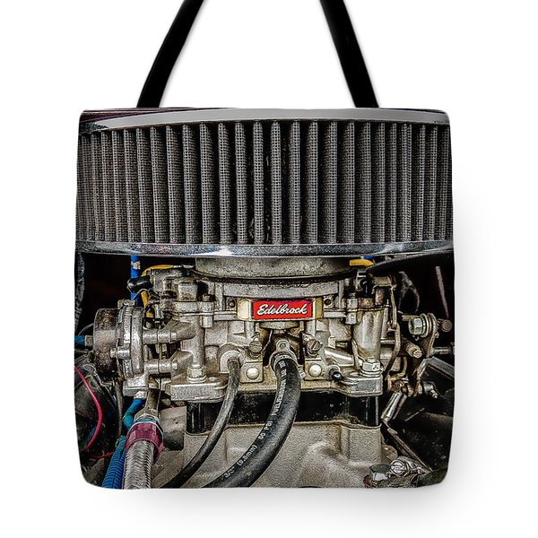 Edelbrock Tote Bag