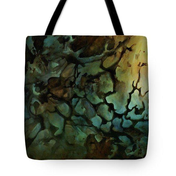 Edens Gate Tote Bag by Michael Lang