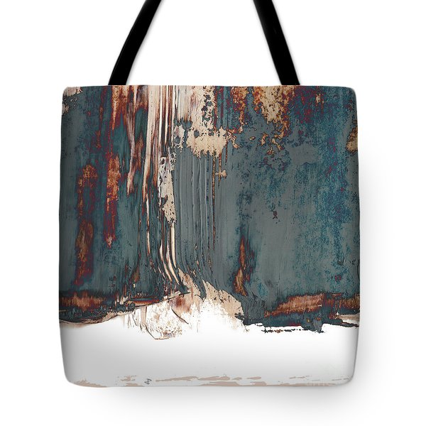 Edge 3 C Tote Bag by Paul Davenport