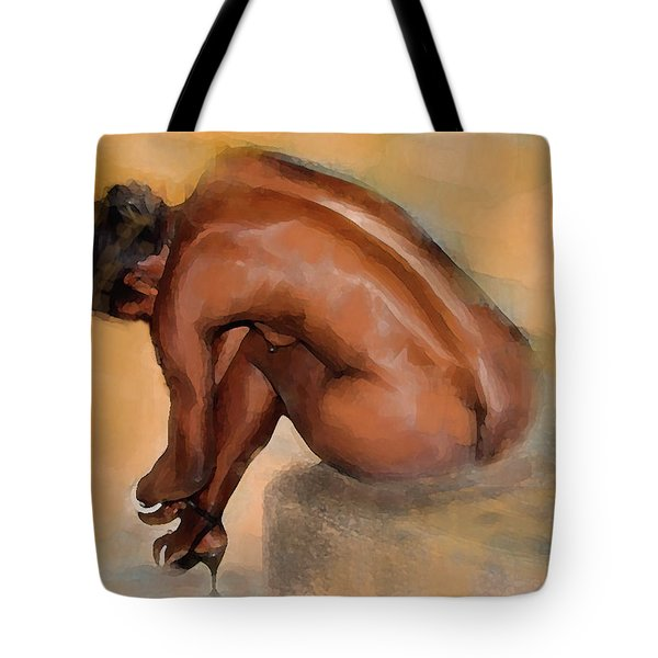 Edge Of Seduction Tote Bag