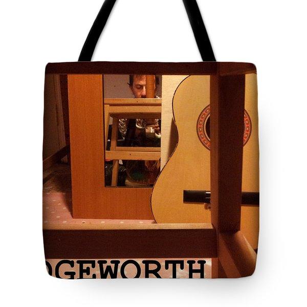 Edgeworth Acoustic Guitar Tote Bag