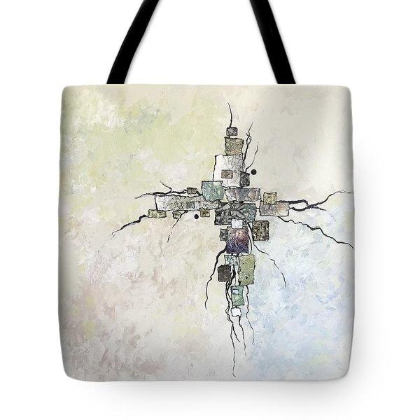 Edgy Tote Bag
