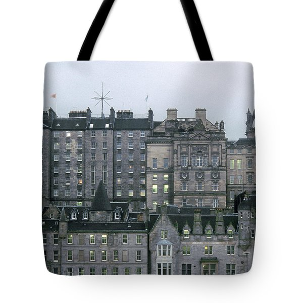 Edinburgh Tote Bag