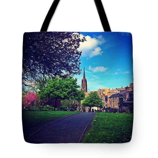 The Hub - Edinburgh Tote Bag