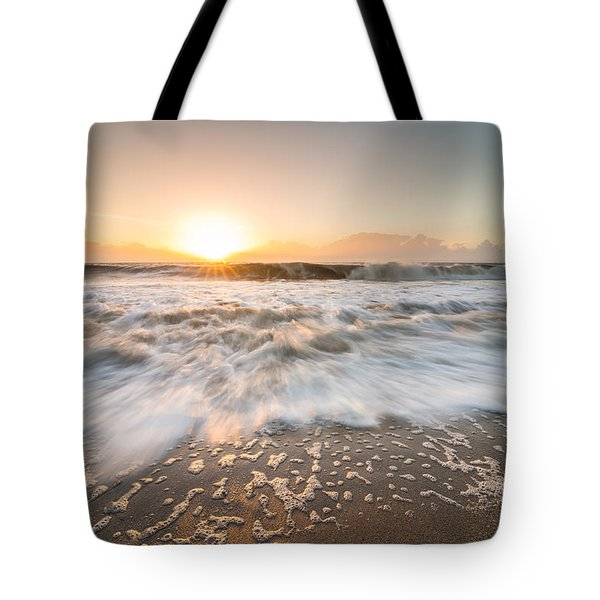 Tote Bag featuring the photograph Edisto Island Sunrise by Serge Skiba