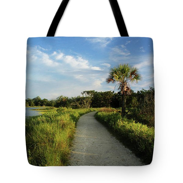 Tote Bag featuring the photograph Edisto by Jessica Brawley