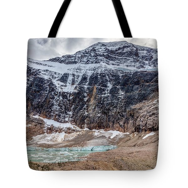 Edith Cavell Landscape Tote Bag