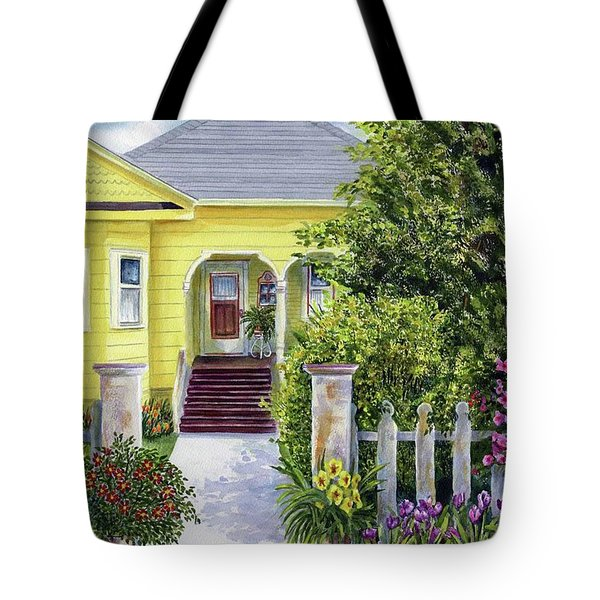 Edna House Tote Bag