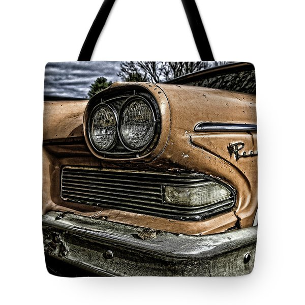 Edsel Ford's Namesake Tote Bag