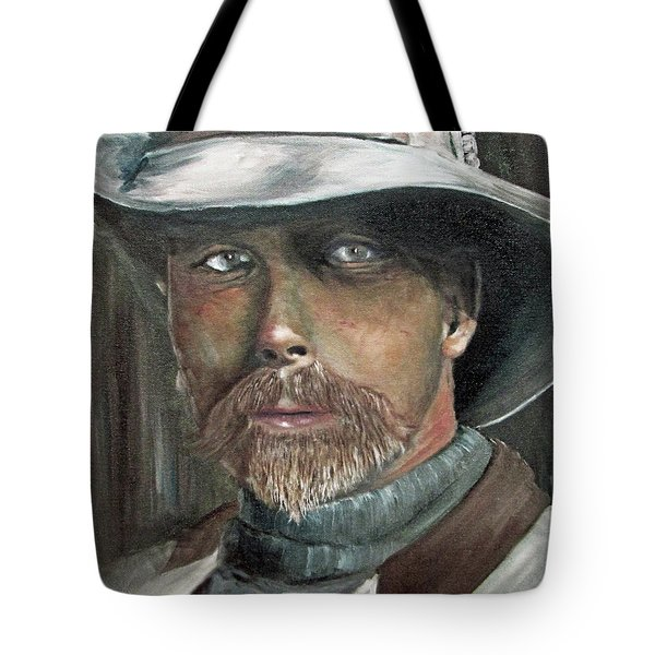 Edward Sheriff Curtis Tote Bag