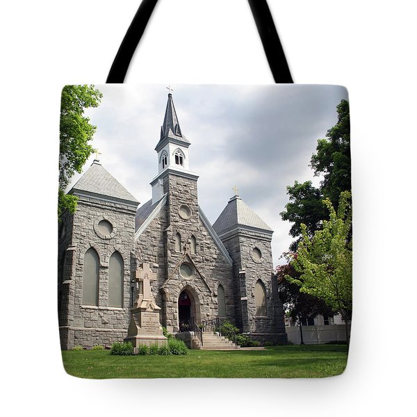 Edward The Confessor Tote Bag