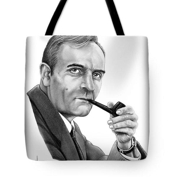 Edwin Hubble Tote Bag by Murphy Elliott