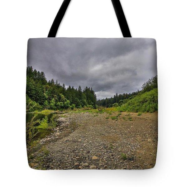 Eel River Hdr Tote Bag